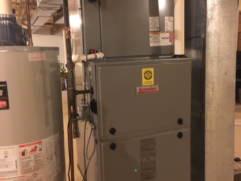 Need a high efficiency furnace, quiet with great heat? Call Robert Post HVAC today!